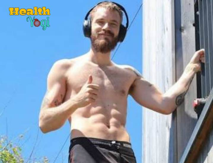 PewDiePie Workout Routine and Diet Plan