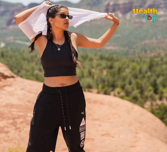 Lilly Singh Diet Plan