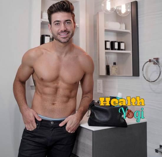 Alex Costa Workout Routine and Diet Plan