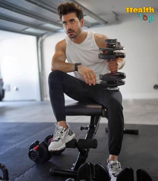 Alex Costa Workout Routine