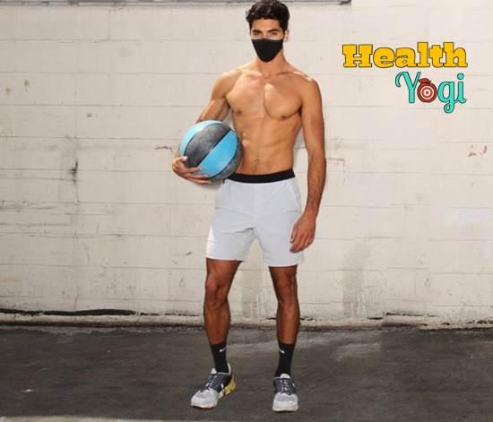 Taylor Zakhar Perez Workout Routine