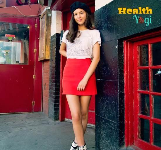 Olivia Rodrigo Workout Routine and Diet Plan