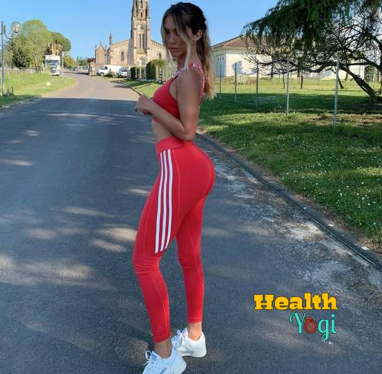 Mathilde Tantot Workout Routine and Diet Plan
