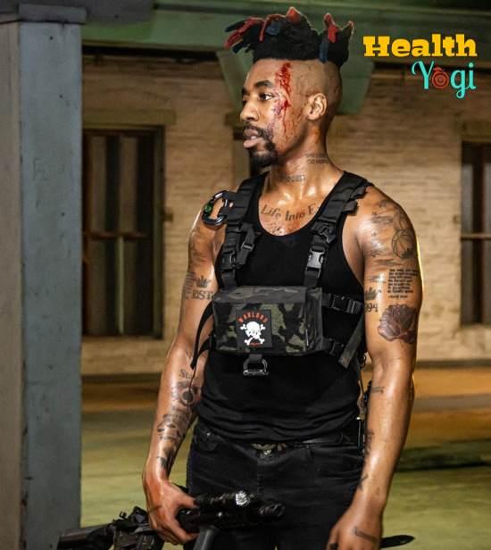 Dax Workout Routine