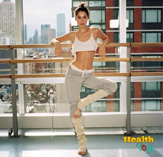Bella Hadid Workout Routine