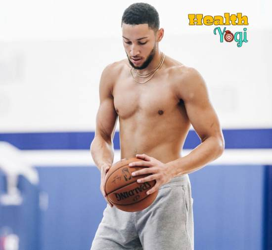 Ben Simmons Workout Routine and Diet Plan