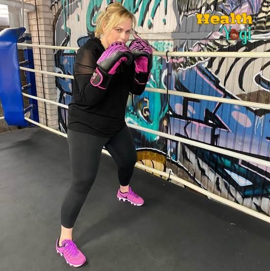 Rebel Wilson Workout Routine