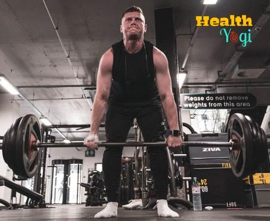 Ethan Payne Workout Routine