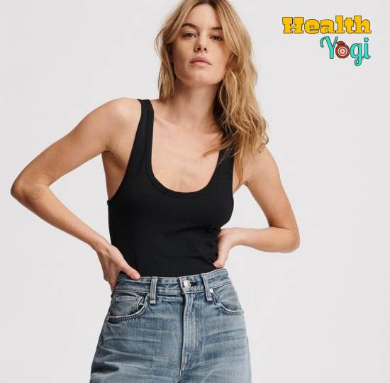 Camille Rowe Workout Routine
