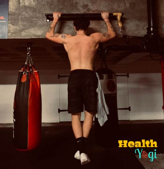 Brooklyn Beckham Workout Routine