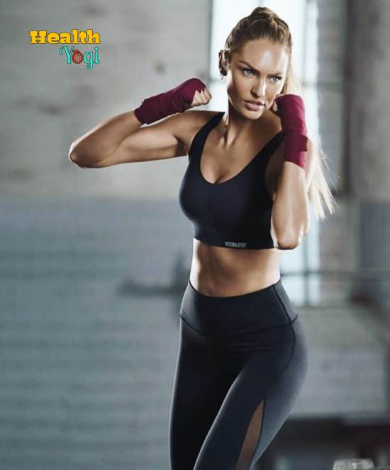 Candice Swanepoel Diet Plan and Workout Routine