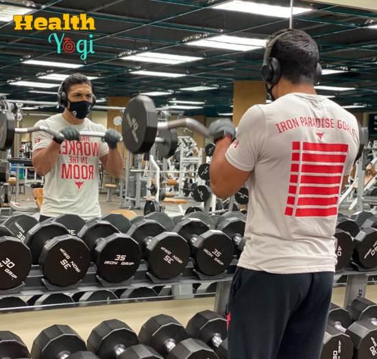 Teófimo López Workout Routine