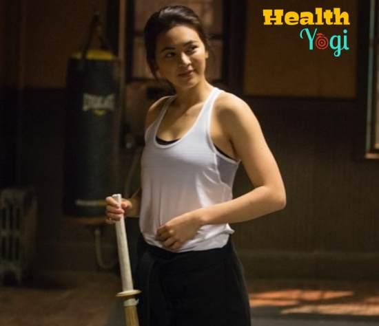 Jessica Henwick Diet Plan and Workout Routine