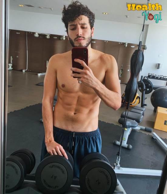 Sebastaián Yatra Workout Routine