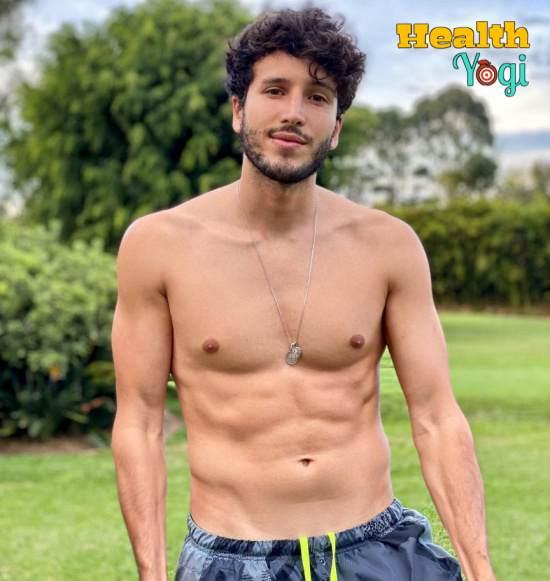 Sebastaián Yatra Workout Routine and Diet Plan
