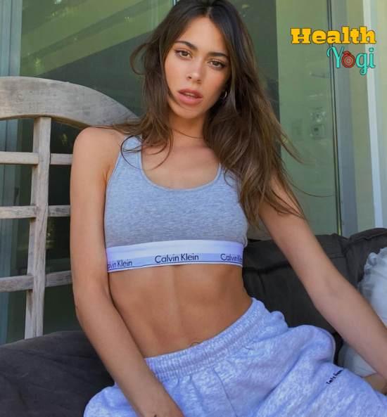 Tini Stoessel Workout Routine