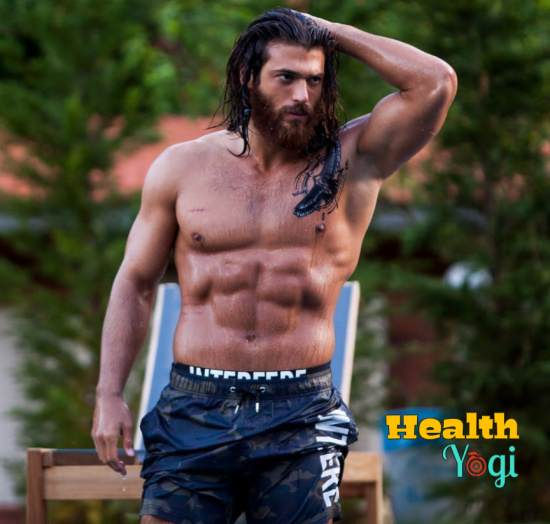 Can Yaman Workout Routine