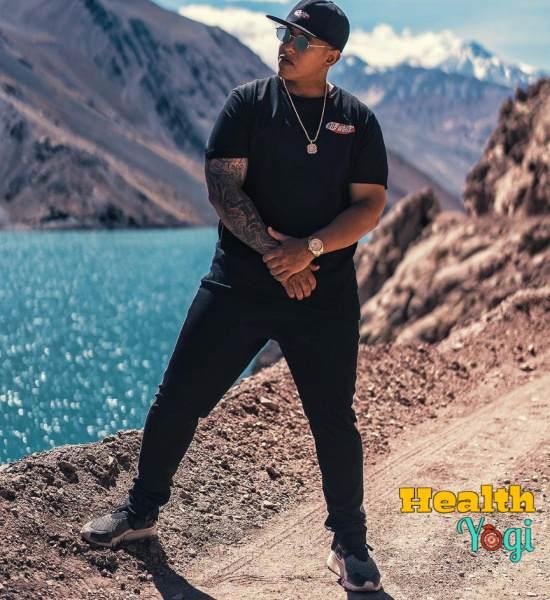 Daddy Yankee Workout Routine