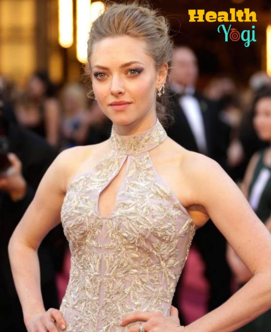 Amanda Seyfried Diet Plan and Workout Routine