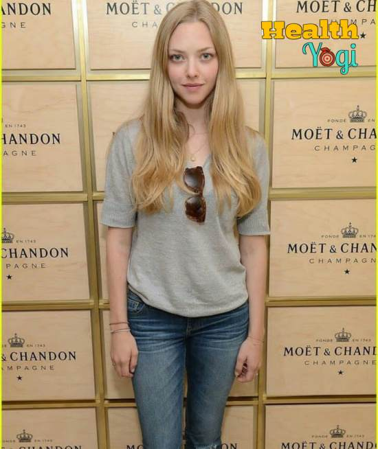 Amanda Seyfried Diet Plan
