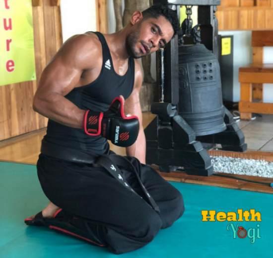 Nick Sagar Exercise