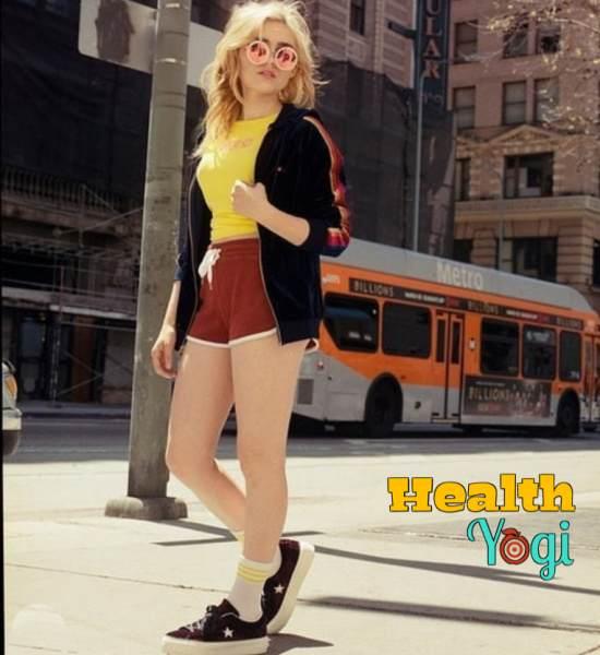 Meg Donnelly Diet Plan