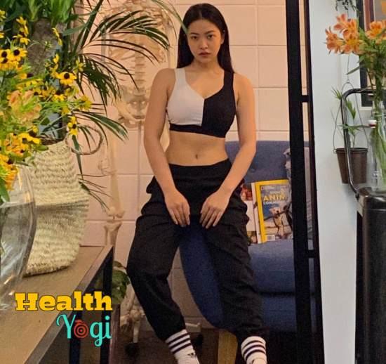 Red Velvet Singer Yeri Diet Plan and Workout Routine