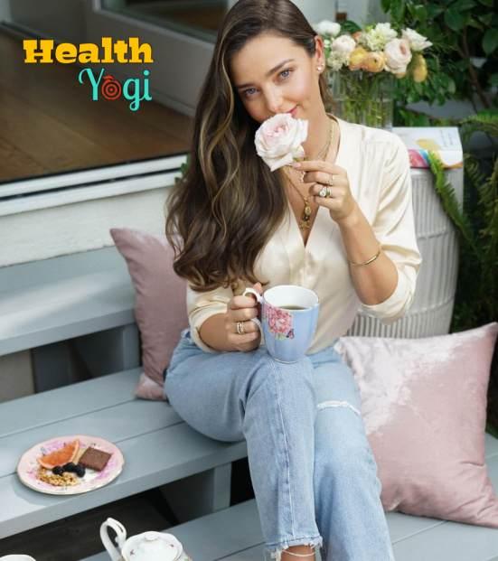 Miranda May Kerr Diet Plan