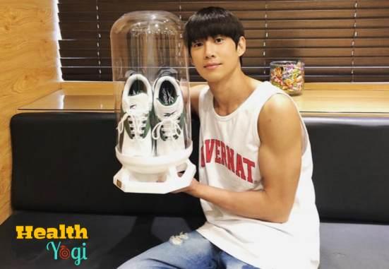 Park Sung-hoon Workout Routine