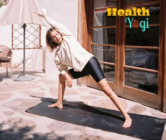 Ashley Tisdale Workout Routine
