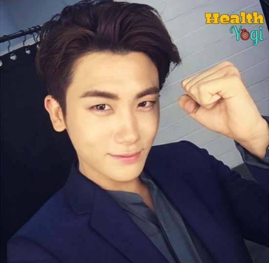Park Hyungsik Workout Routine