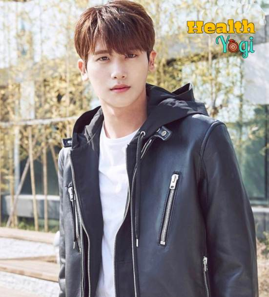 Park Hyungsik Diet Plan and Workout Routine