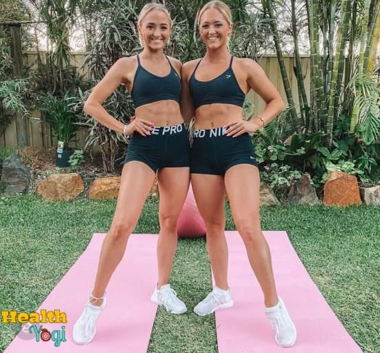Rybka Twins Diet Plan