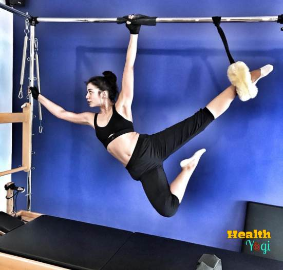 Demet Ozdemir Workout Routine