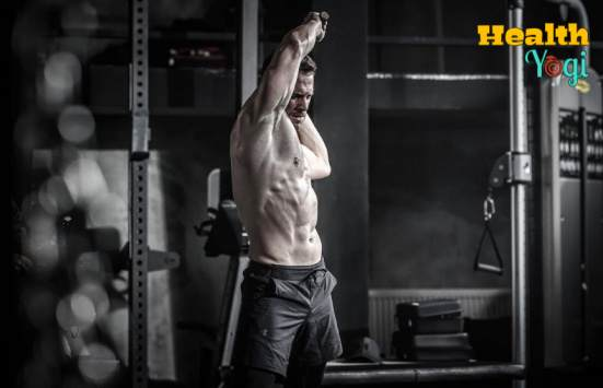 Kerem Bursin Workout Routine