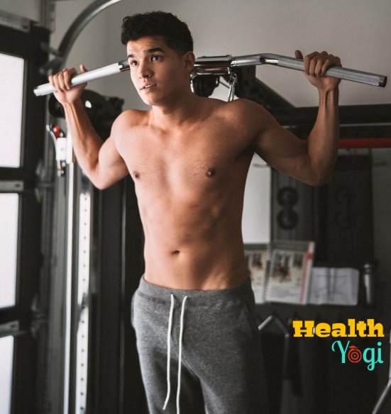 Alex Burriss Workout Routine