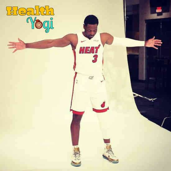 Dwyane Wade Workout Routine and Diet Plan