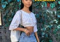 Skai Jackson Diet Plan and Workout Routine