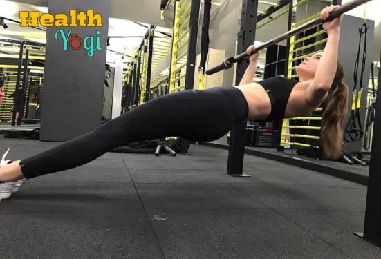 Barbara Palvin Workout Routine