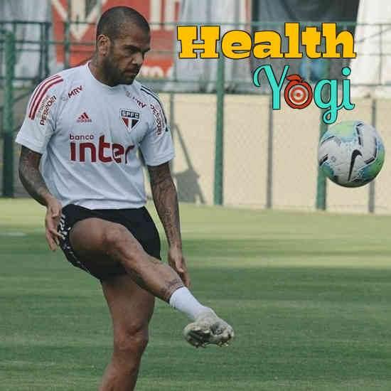 Dani Alves Workout Routine
