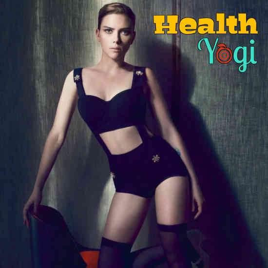 Scarlett Johansson Diet Plan and Workout Routine