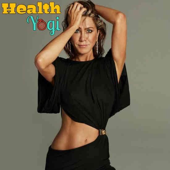 Jennifer Aniston Diet Plan and Workout Routine