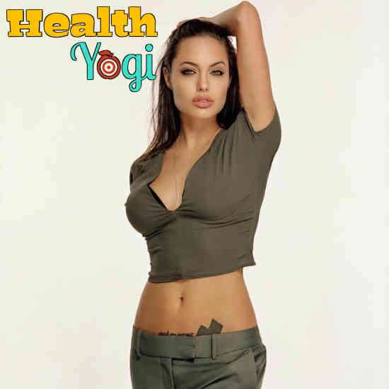 Angelina Jolie Diet Plan and Workout Routine