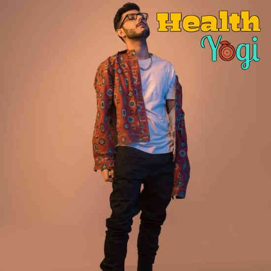 CarryMinati Workout Routine and Diet Plan