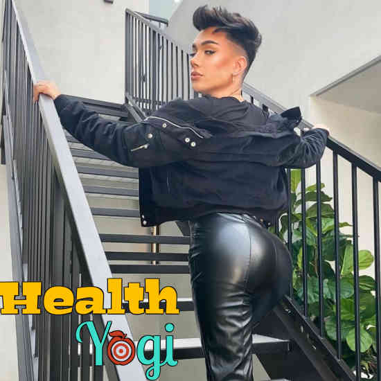 James Charles Workout Routine
