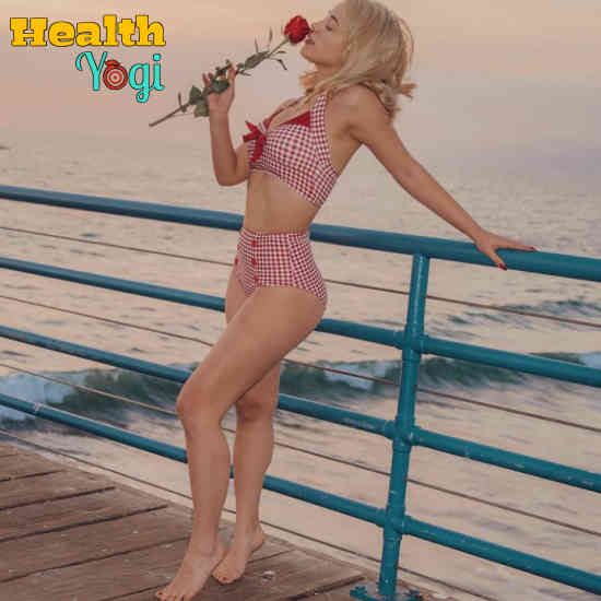 Caylee Cowan Diet Plan and Workout Routine