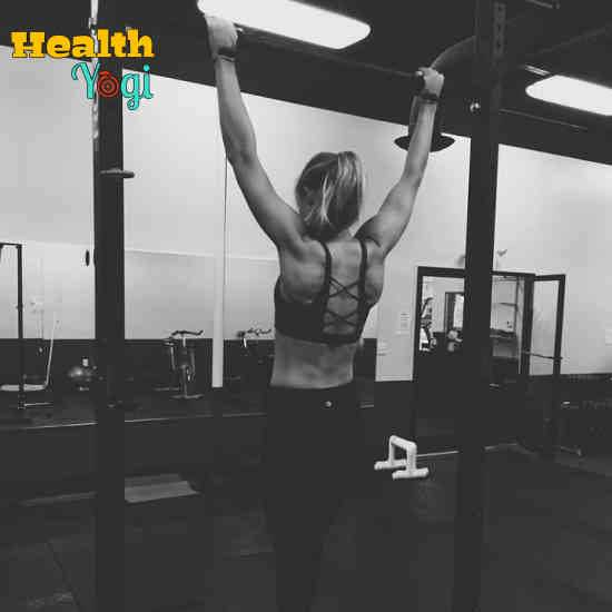 Madison Iseman Workout Routine