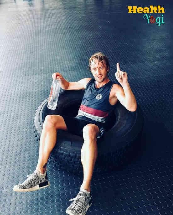 Tom Felton Workout Routine