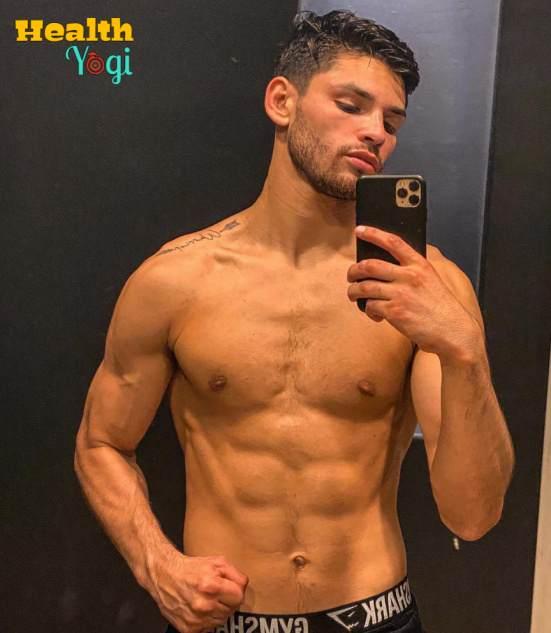Ryan García Workout Routine and Diet Plan