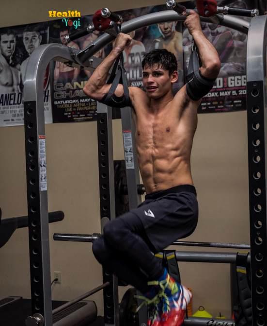 Ryan García Exercise